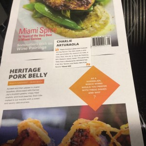 #AroundTownMagazine .....in South Florida